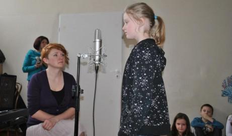 Warsztaty wokalne dla dzieci w Źródle