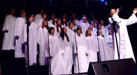 Warsztaty wokalne dla Chadek Gospel Choir