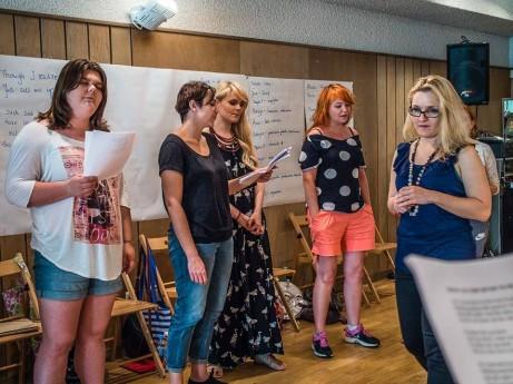 Warsztaty wokalne z Anną Serafińską