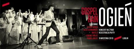 Nowa płyta GOSPEL RAIN